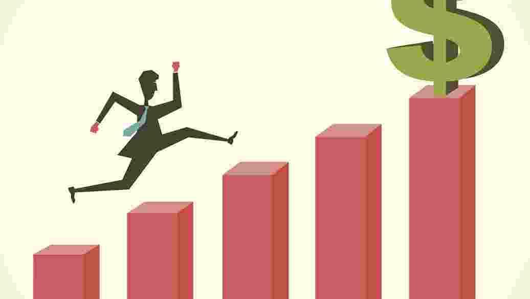企业或公司年收入10万到1000万需要缴多少税